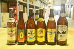 6種類の国内ビール