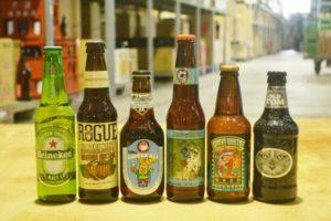 6種類の海外ビール
